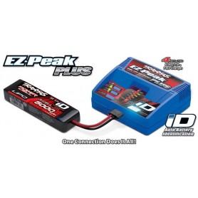 EZ-Peak Plus 4A NiMH/LiPo Laddare Auto ID