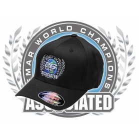 26 Time World Championship keps, S/M
