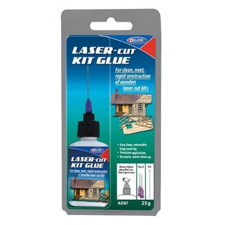 Deluxe Materials Laser-Cut Kit Glue 25g