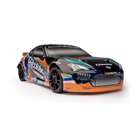QS Apex Scion Racing FR-S RTR
