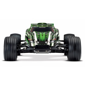 Rustler 2WD 1/10 RTR TQ Grön - Utan Batteri/Laddare