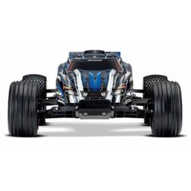 Rustler 2WD 1/10 RTR TQ Blå - Utan Batteri/Laddare